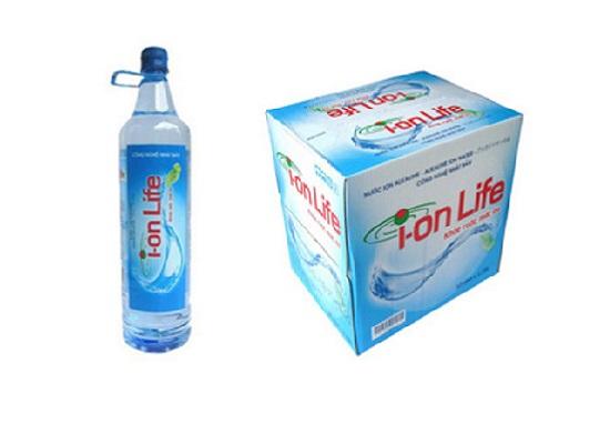 Quy trình sản xuất nước ion life