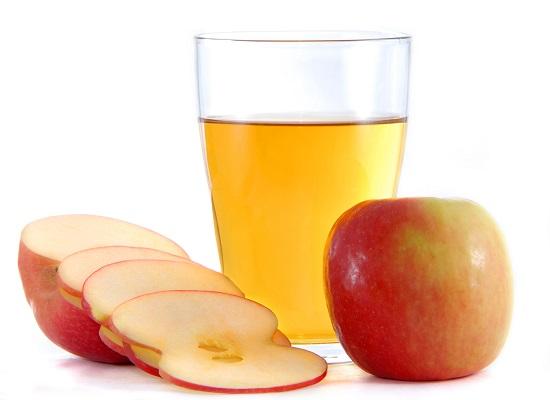 Nước giấm táo cải thiện tiêu hóa