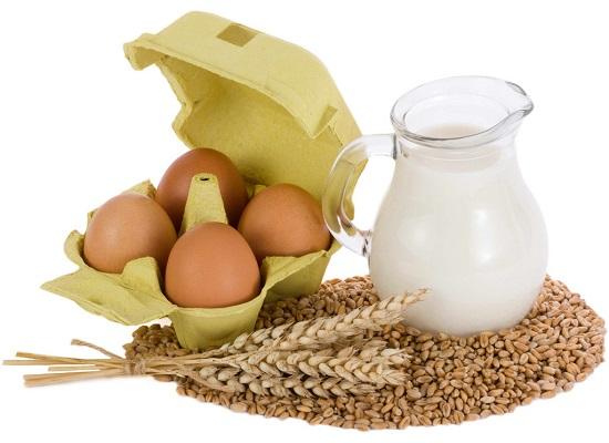 Thức ăn có hàm lượng axit thấp