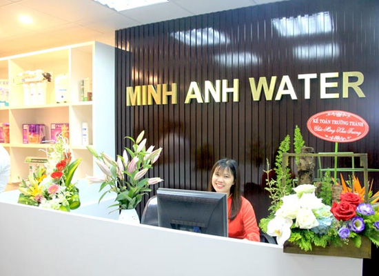 Showroom Minh Anh tại Hà Nội