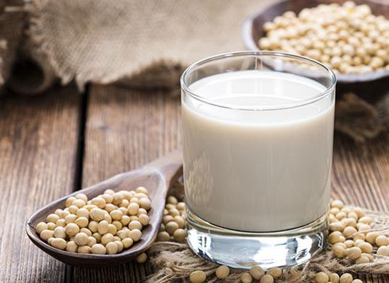 Sữa đậu nành mang lại nhiều lợi ích về sức khỏe