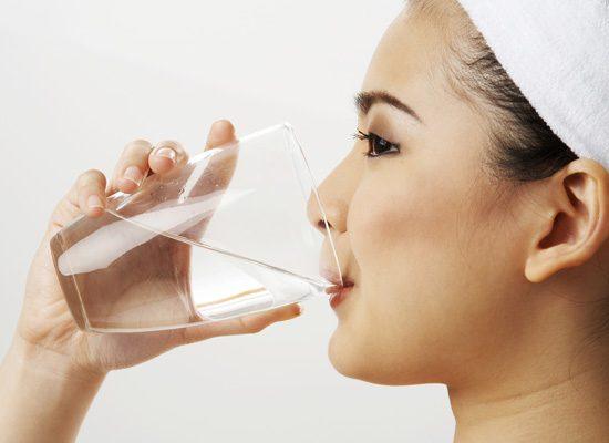 Tác dụng của nước ion kiềm đối với các bệnh về da