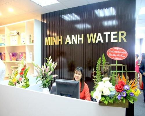 Minh Anh Water - đơn vị cung cấp máy lọc nước khoáng kiềm chính hãng