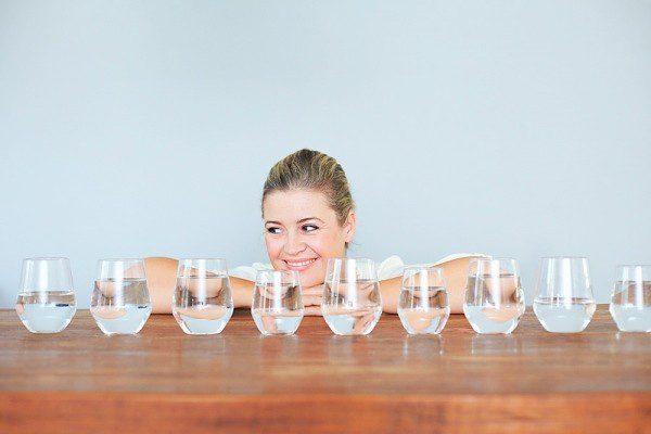 Bí quyết để uống đủ lượng nước