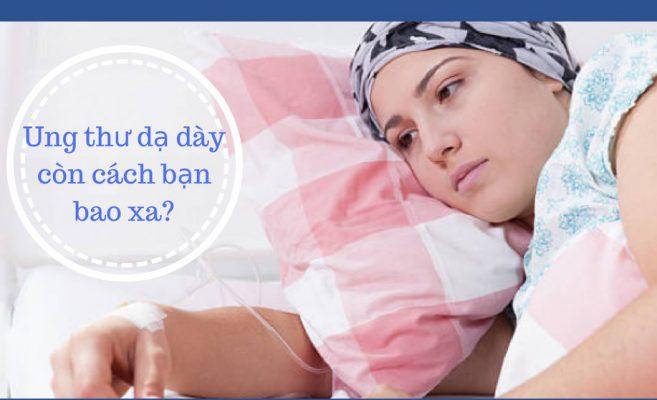 Ung thư dạ dày và nước Atica