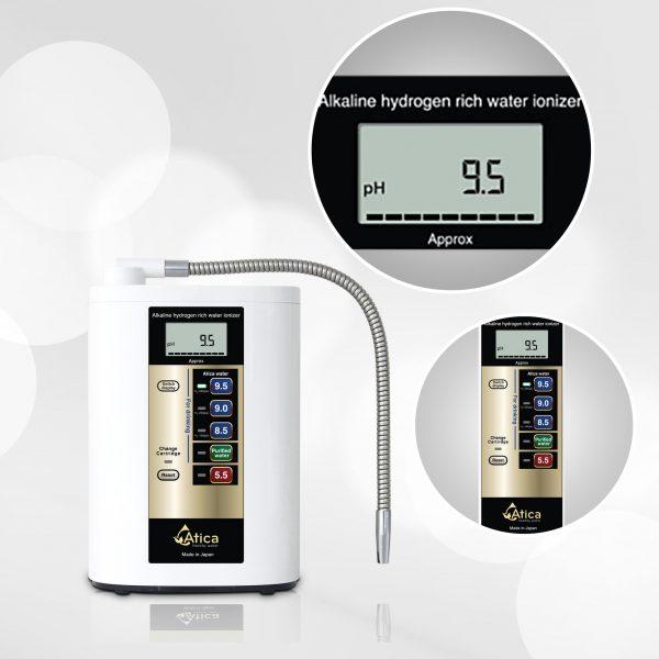 Mức độ pH nước kiềm an toàn