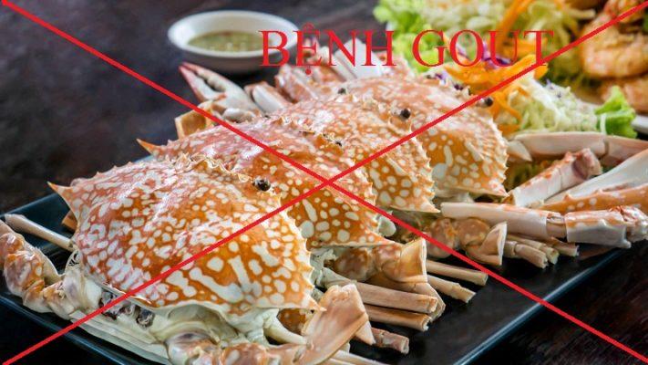 Người bệnh Gout kiêng ăn gì