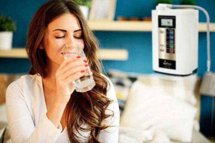 Uống nước Atica giúp thanh lọc cơ thể