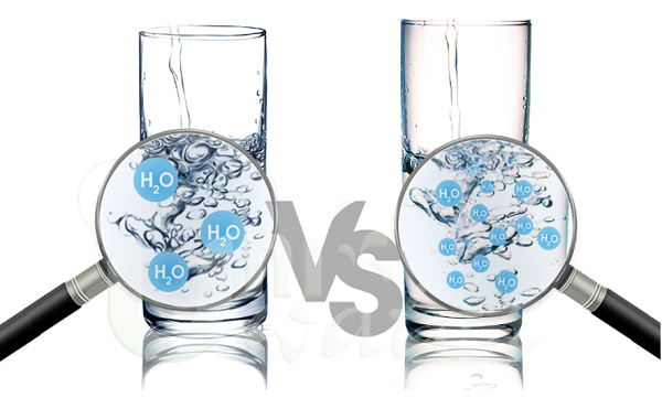 Cấu trúc phân tử nước Atica