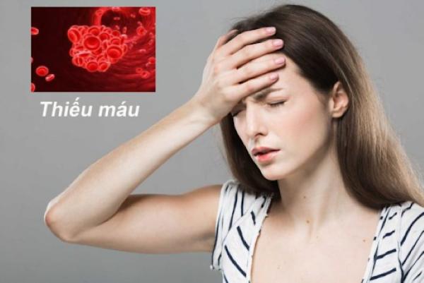 Vitamin b2 ngăn ngừa thiếu máu