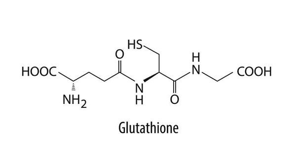 Dưỡng chất glutathione