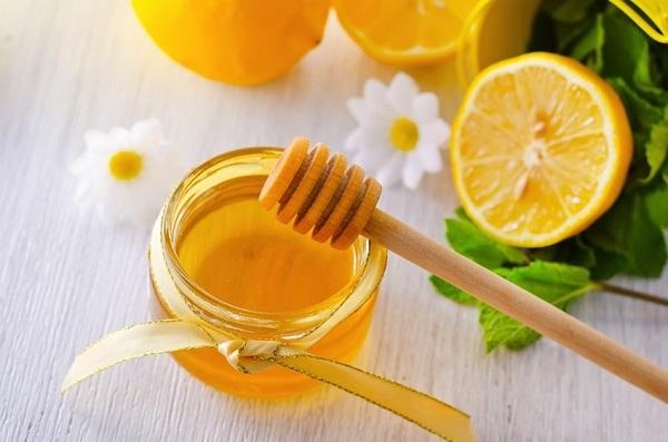 Chanh và mật ong làm trắng da