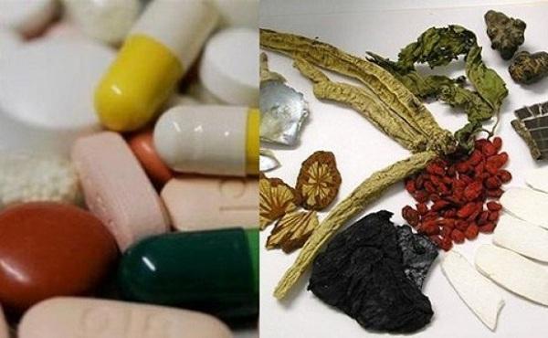 Kết hợp thuốc bắc và thuốc tây y