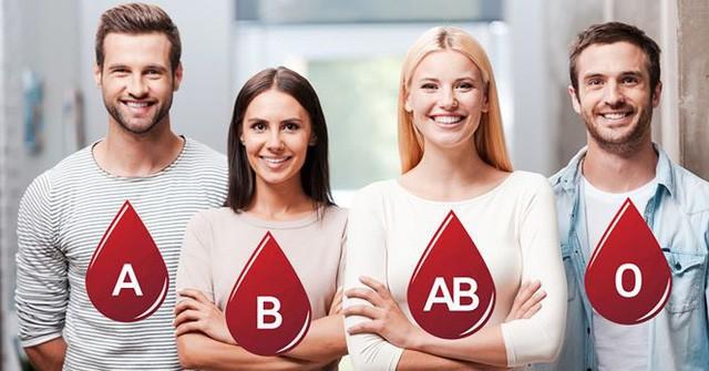 Quan hệ nhóm máu và tính cách