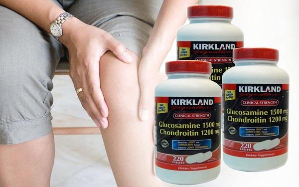 Glucosamine tốt cho khớp