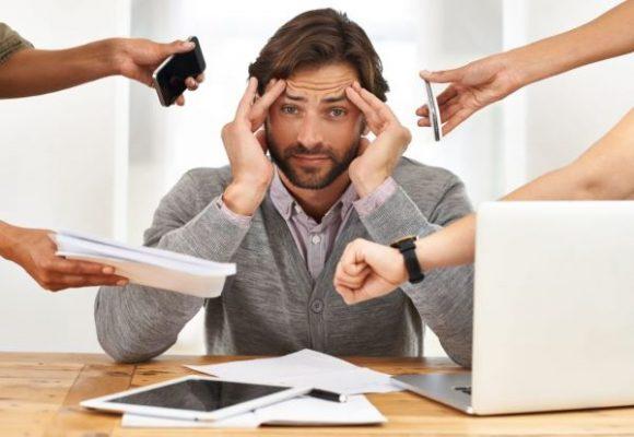 Stress là kẻ thù vô hình
