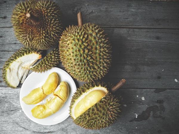 Lợi ích khi ăn sầu riêng