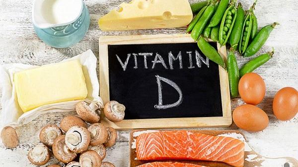 Vitamin D rất cần cho sự phát triển của cơ thể