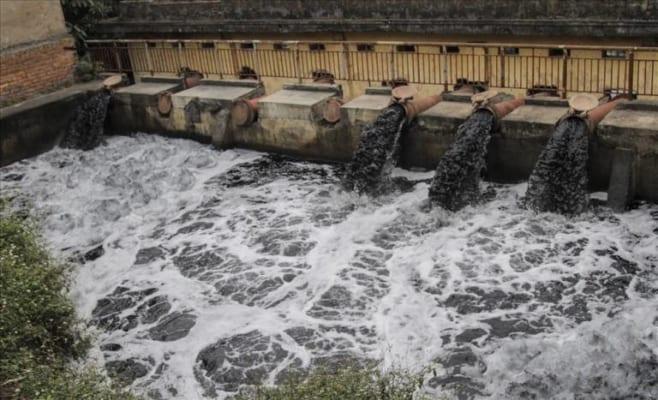 Tình trạng ô nhiễm nguồn nước nghiêm trọng