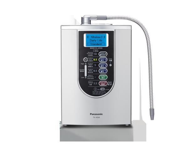 Máy lọc nước ion kiềm Panasonic chính hãng TK-AS66